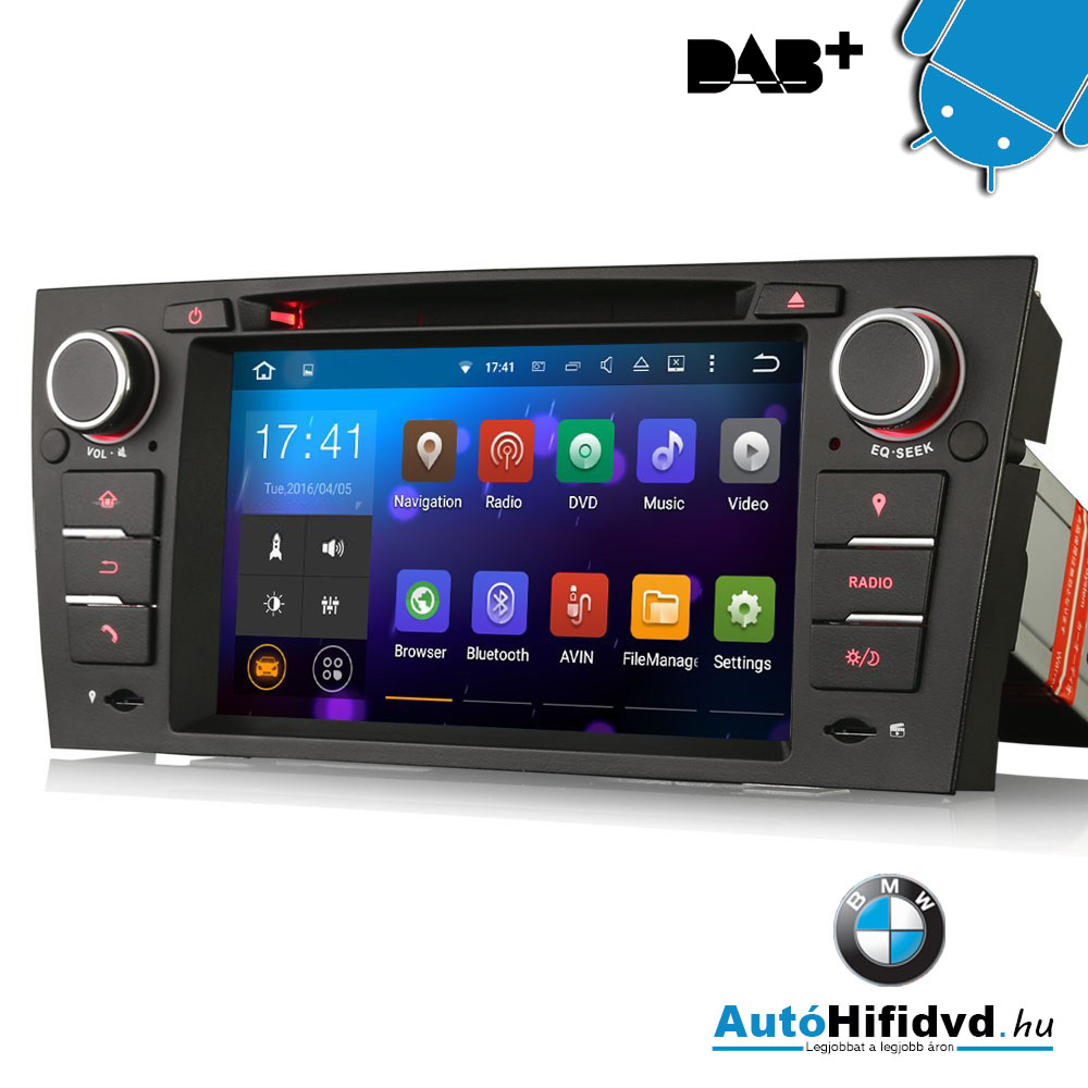 BMW Autós Multimédia