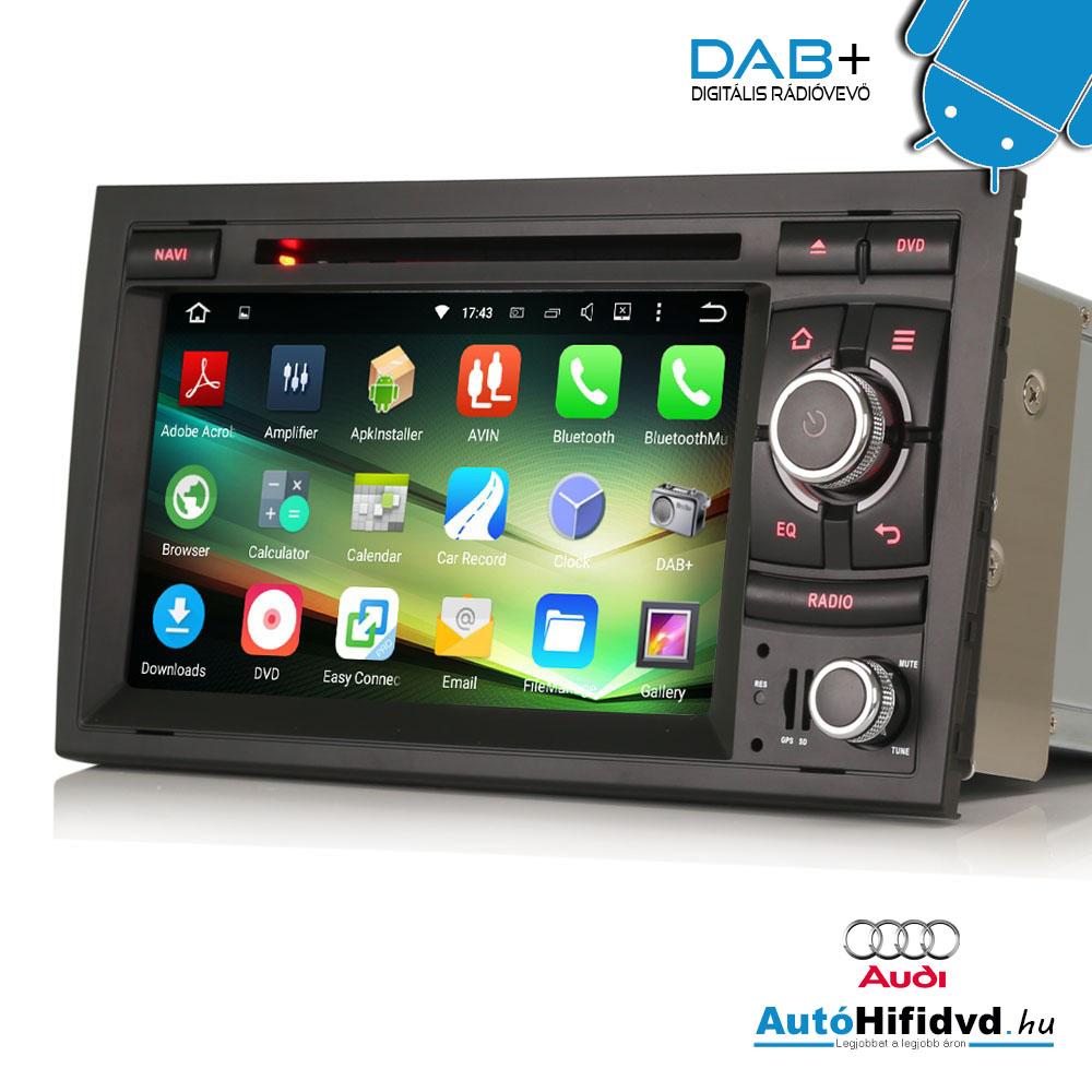 www.autohifidvd.hu márkaspecifikus autós fejegység