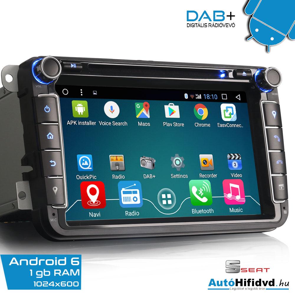 j seat aut hifi m rkaspecifikus aut r di 9 waze android 1 v. Black Bedroom Furniture Sets. Home Design Ideas